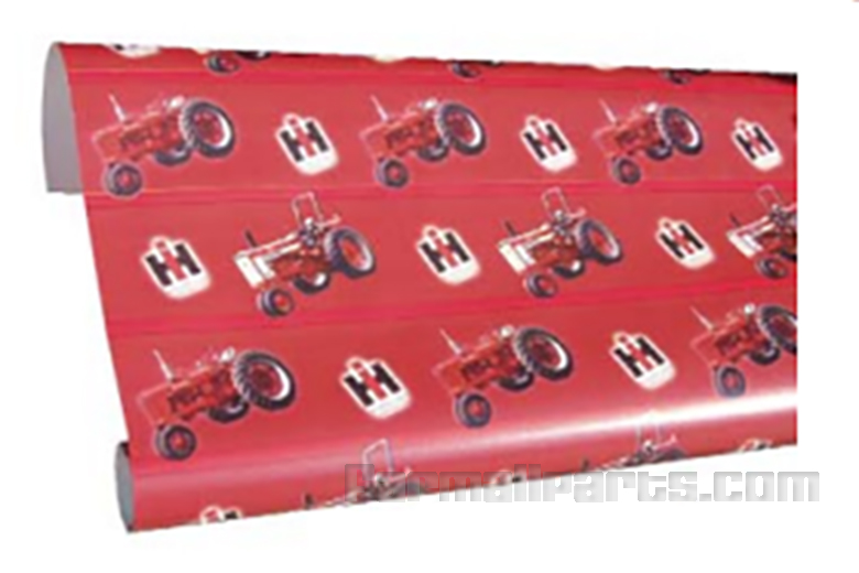 IH wrapping paper
