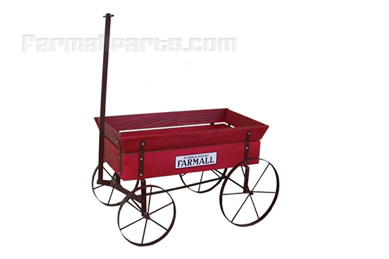 Country wagon planter