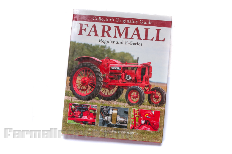 Book - Farmall Regular and F-Series
