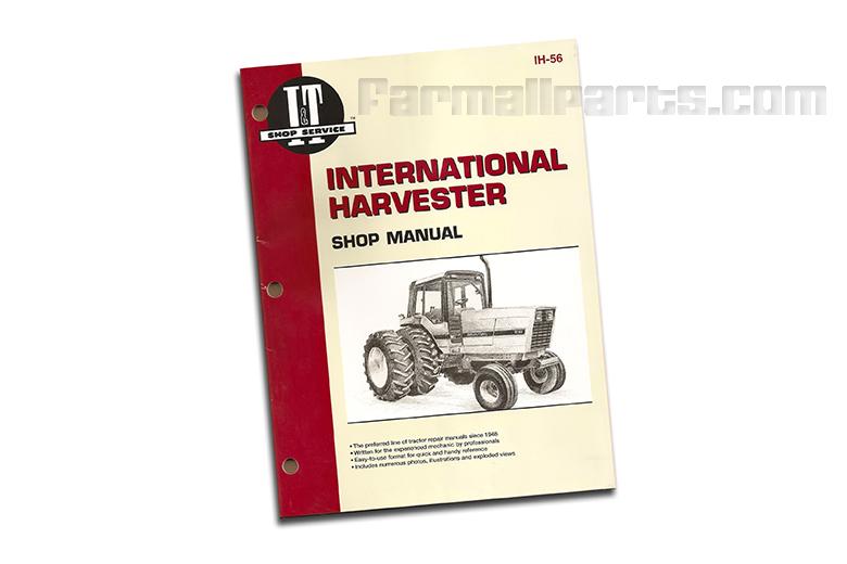 Shop Manual for Models 5088,5288,5488