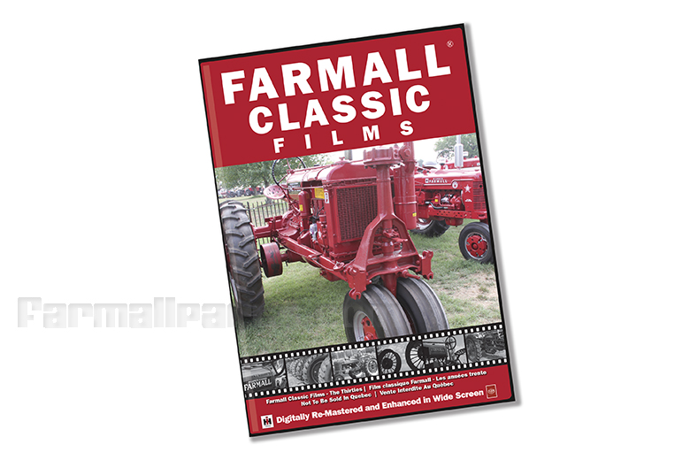 Farmall Classic Films-The Thirties DVD