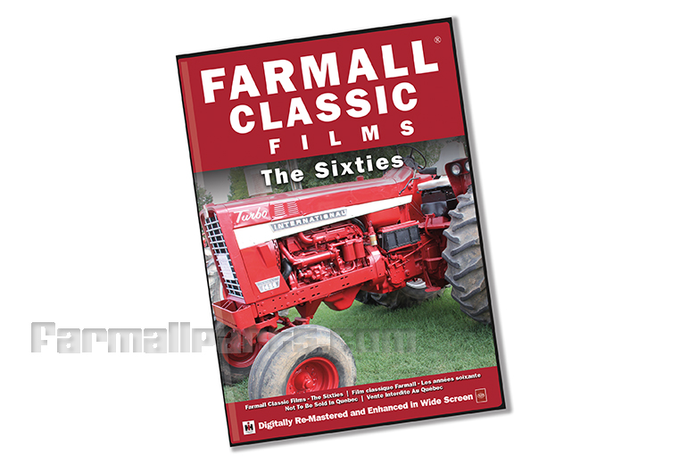 Farmall Classic Films-The 60s DVD