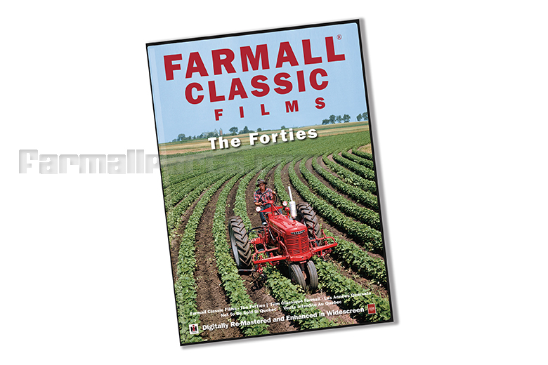 Farmall Classic Films-The 40s DVD