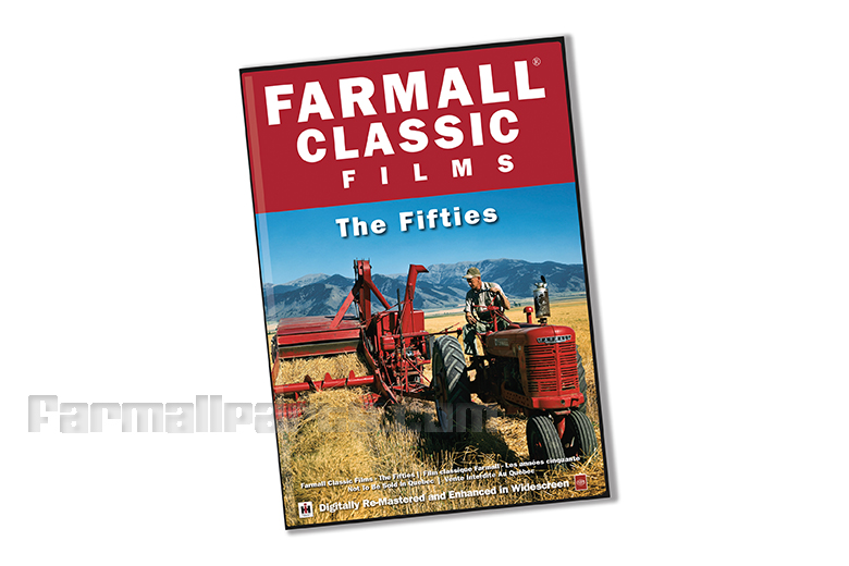 Farmall Classic Films-The 50s DVD