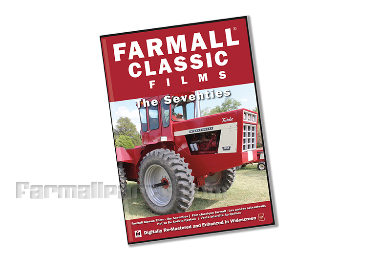 Farmall Classic Films-The 70s DVD