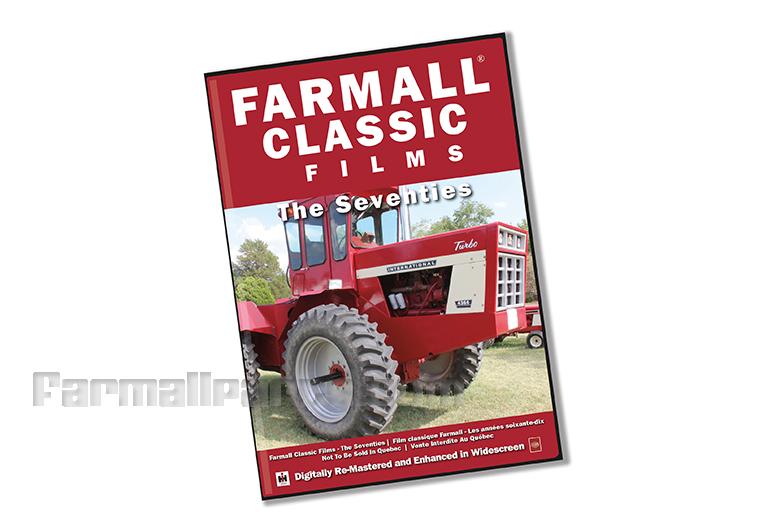 Farmall Classic Films-The 70s DVD