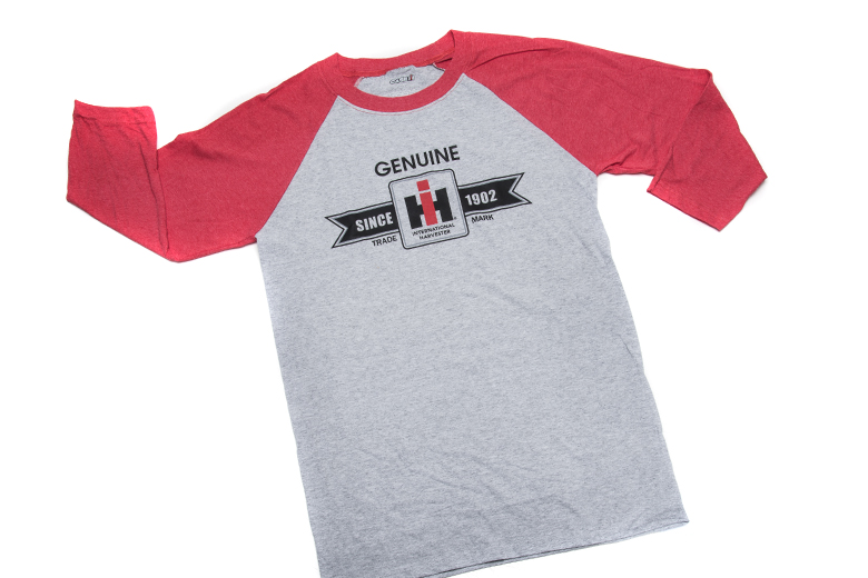 Since 1902 - Genuine IH,  3/4 Sleeve Shirt