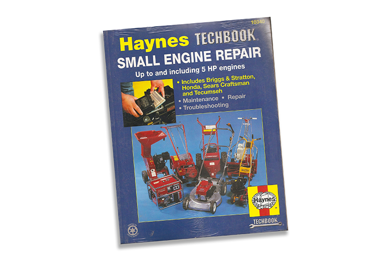 Haynes Small Engine Repair Techbook