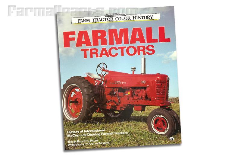 Farmall Tractors Book
