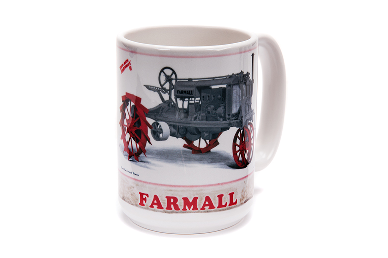 1920s model Two Plow Farmall Mug