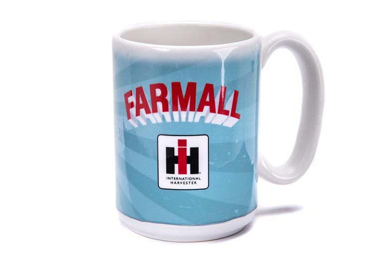 Retro looking Farmall C mug