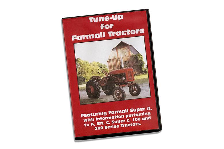 Tune-Up for Farmall Tractors