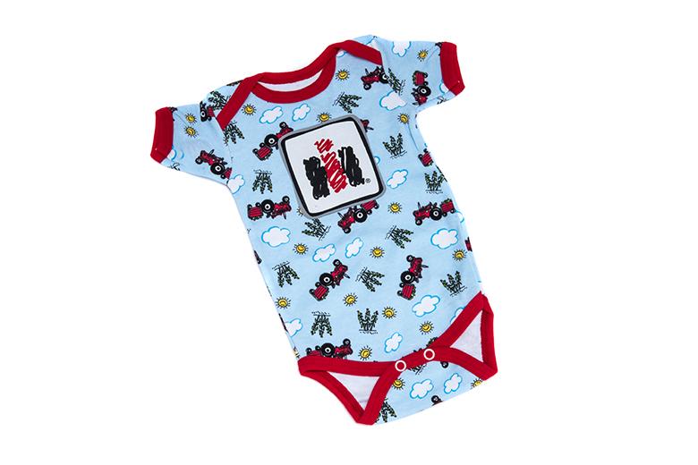IH Logo Baby Onesie 12 months