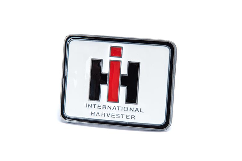 International Harvester Logo >> Ih Logo Belt Buckle Toys Books Gifts Farmall Parts