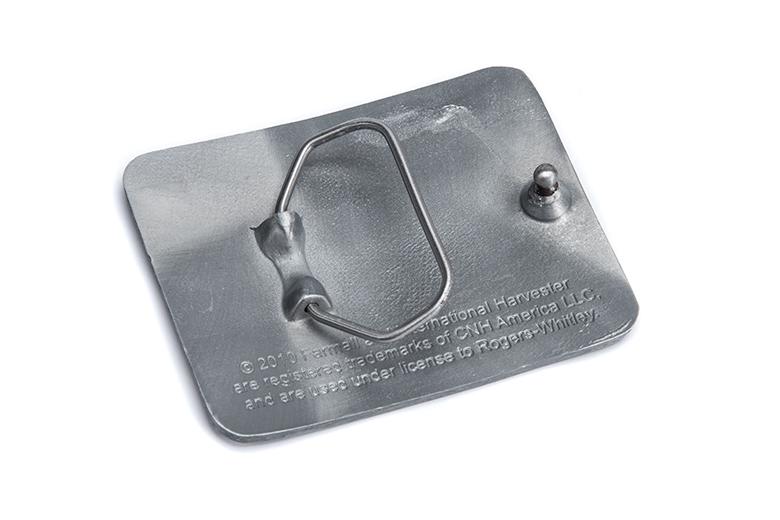 IH Logo Belt Buckle
