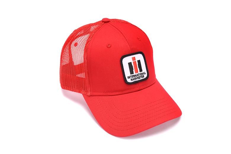 International Harvester Logo Red Hat