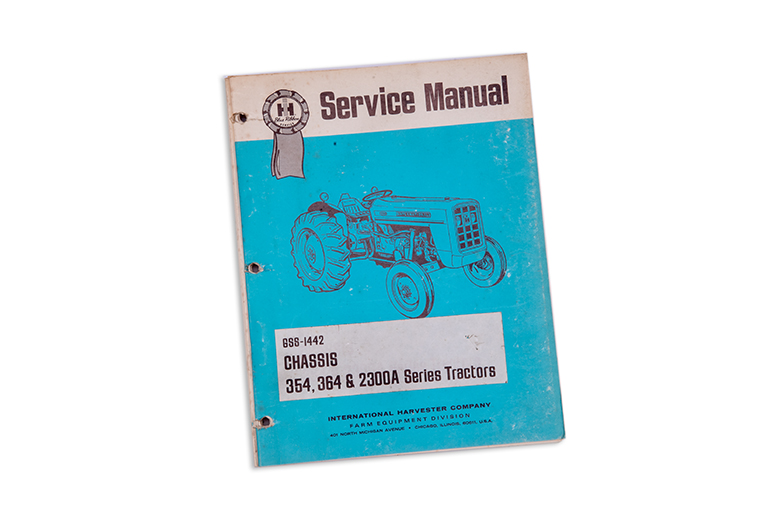 Blue Ribbon Chassis Service Manual