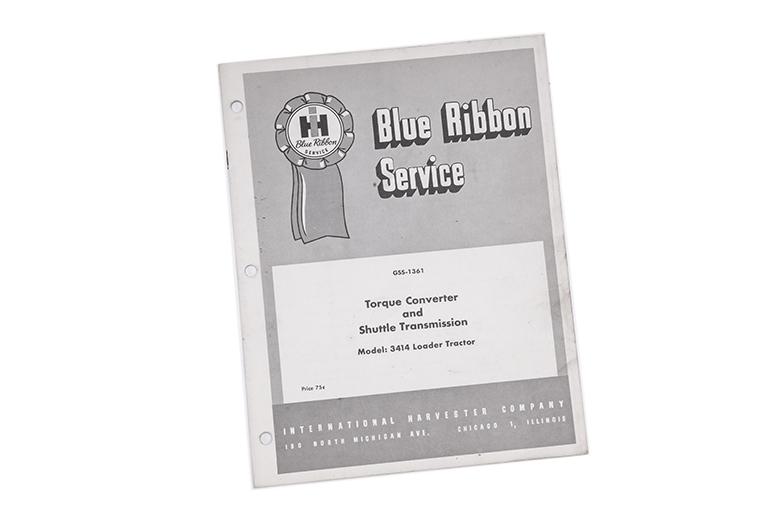 Blue Ribbon Service Torque Converter and Shuttle Transmission