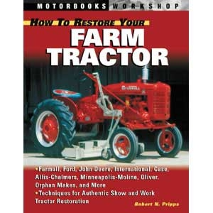 Book - How to Restore Your Farm Tractor - 2nd Edition
