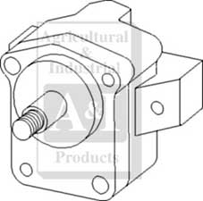 Hydraulic Pump - Cub, Cub Lo-Boy