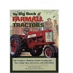 Big Book Of Farmall Tractors
