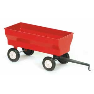 1:16 Red Flare Box Wagon