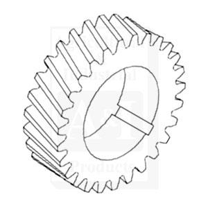 Gear, Crankshaft Timing - Farmall 300, H, HV, SUPER H, SUPER HV