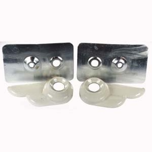Winged Headlight Brackets 2N,8N,9N