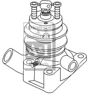 Water Pump - Farmall  300, 350