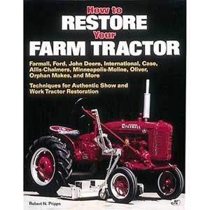 How To Restore Your Tractor Book