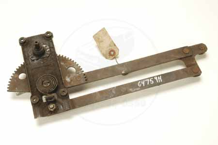 64759h Window Regulator For D Series Trucks  1937 To 1940