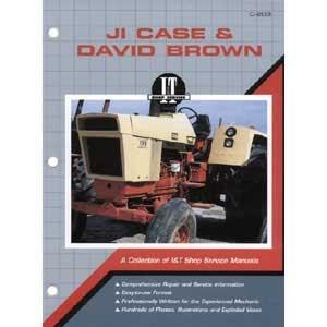 Shop Service Manual Case                30791303