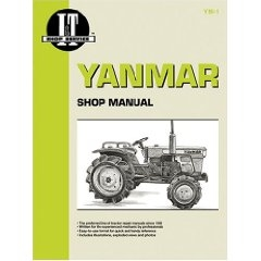 Shop Manual Yanmar YM135,YM135D,YM155
