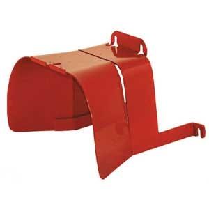 PTO Shield W/O Belt Pulley -  Farmall A, Super A And More.