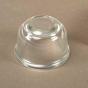 Glass Fuel Sediment Bowl For Cub And Cub Lo-Boy.