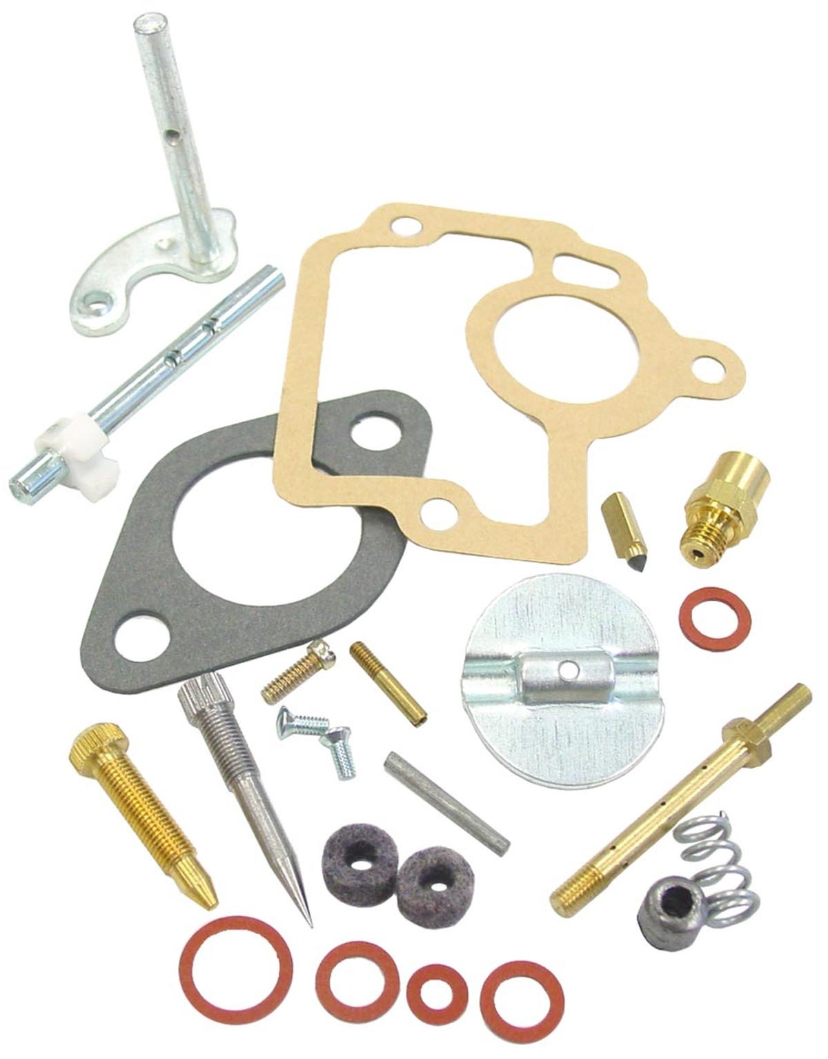 COMPLETE CARBURETOR REPAIR KIT (IH CARB) - Farmall  H, HV, 4 SERIES
