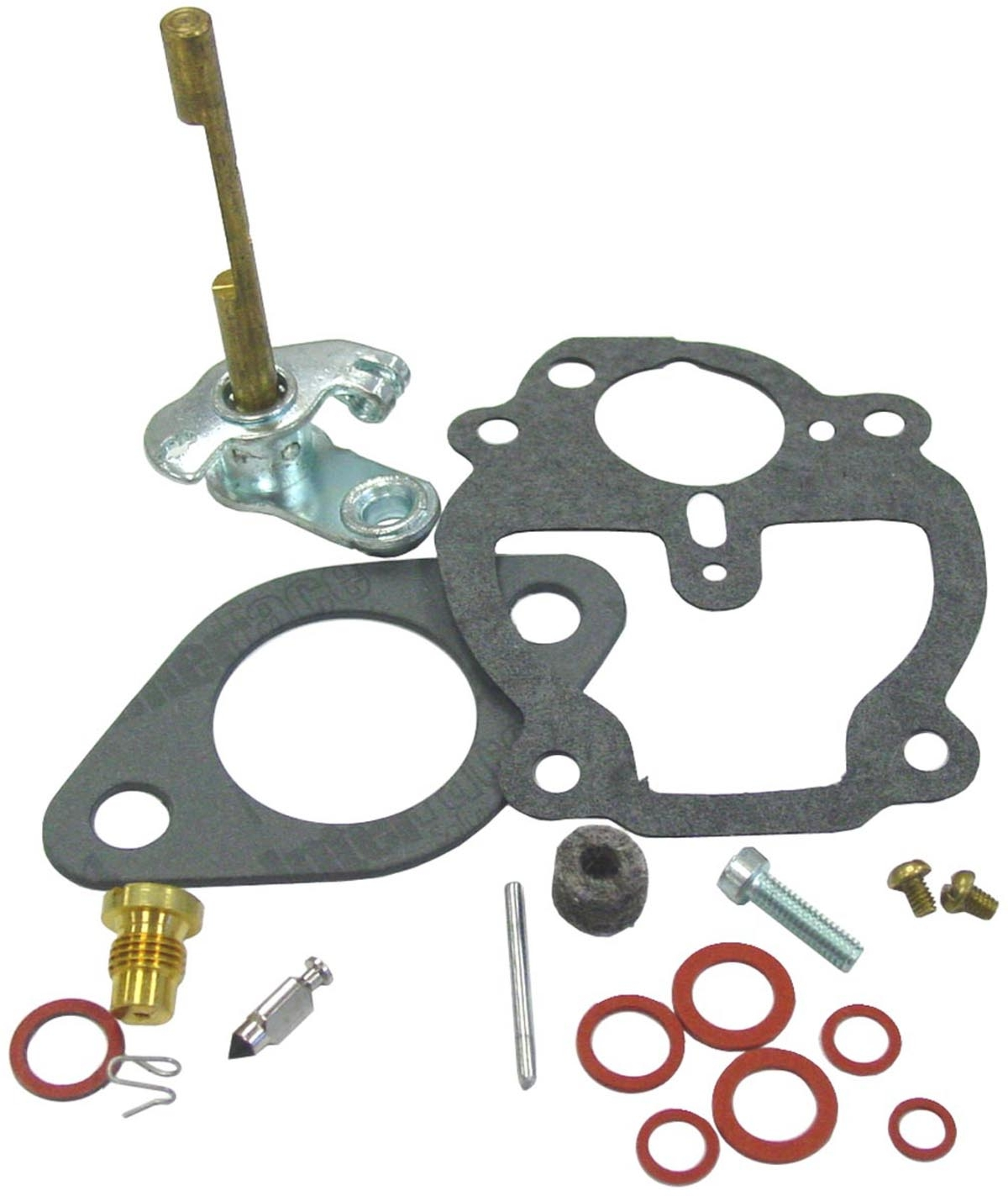Tractor Carburetor Rebuilding : Basic carburetor repair kit zenith carbs and kits