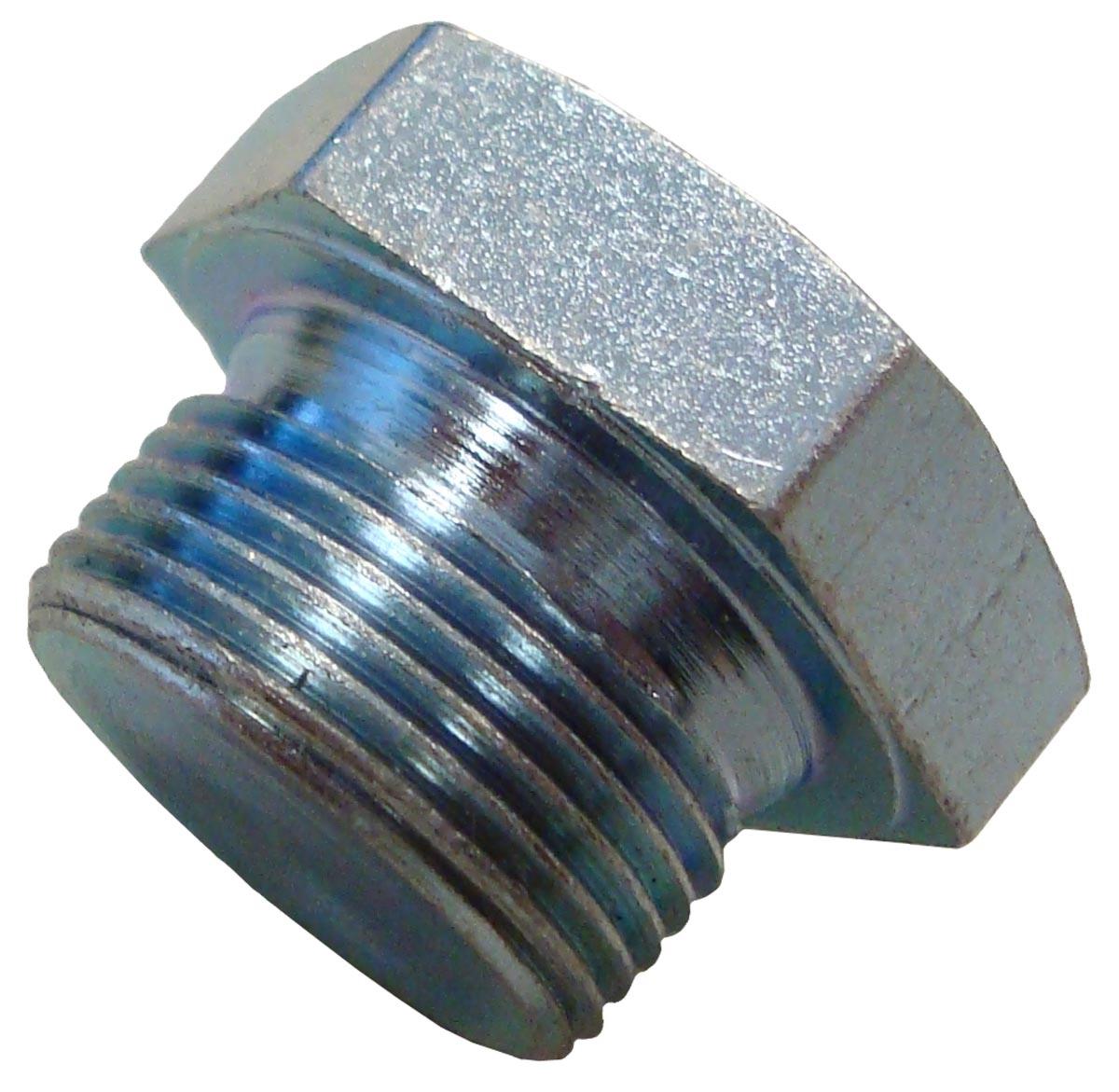 Oil Pan Drain Plug For 2001-2009 Freightliner Classic XL; Engine Oil Drain Plug