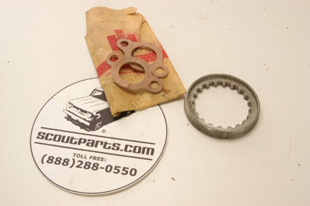 Axle Retainer & Small Gaskets