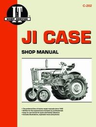 JI Case I&T Shop Service Manual C-202