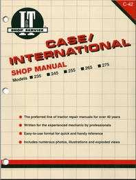 Case/International I&T Shop Service Manual C-42