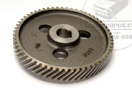 Camshaft Timing Gear For Farmall A, B, C, And  Engines C113, C123, C135, C146