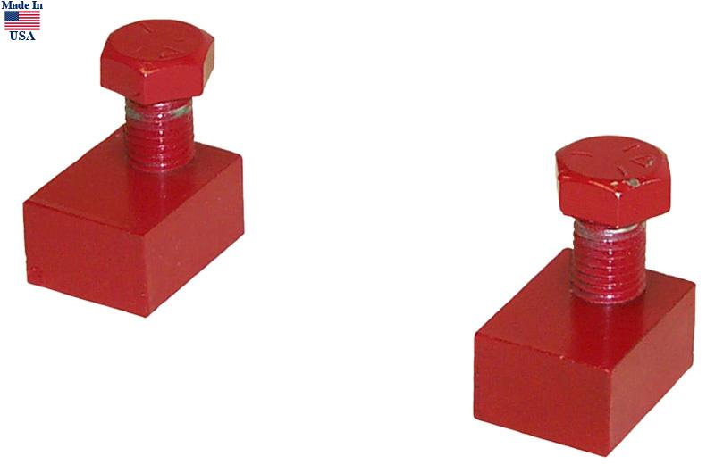 Farmall 1206 Drawbar Blocks - Pair