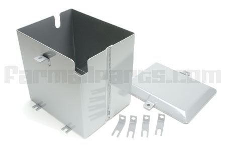 Battery Box with Cover for A, B, C, Super A