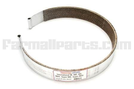 Brake Bands,  International  M, Super M