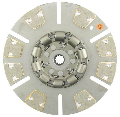 Clutch Disc for 1066, 1086, 1206, 1256, 1456,1466, 1468, 1486, 3388, 3588, 4100, 4156, 4166, 4186, 6388, 6588, 21206, 21256, and 21456 International - 14 Inch