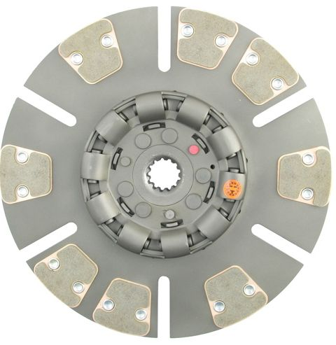 Clutch Disc for 1566, 1568, 1586, 3788, and 6788 International - 14 Inch