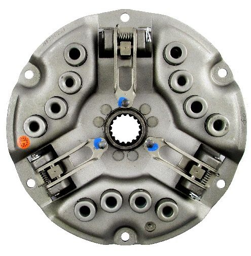 Pressure Plate Assembly for 660, 706, 756, 766, 786, 806, 826, 856, 886, 966, 2706, 2756, 2806, 2826, 2856, 3088, and 3288 International - 12 Inch