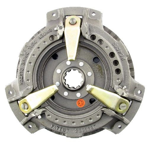 Dual Stage Clutch for B275, 424, 444, 2424, 2444, and 3444 International - 11 Inch