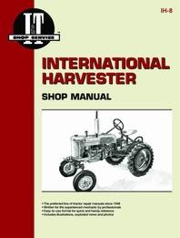 Shop Manual International A, B ,C, CUB